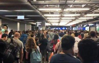 Almanya'da 14 havalimanında güvenlik alarmı