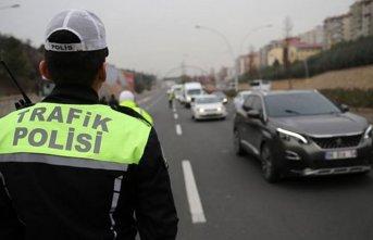 İçişleri Bakanlığı duyurdu: 8 bin 289 araç...