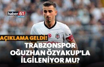 Trabzonspor Oğuzhan Özyakup'la ilgileniyor...
