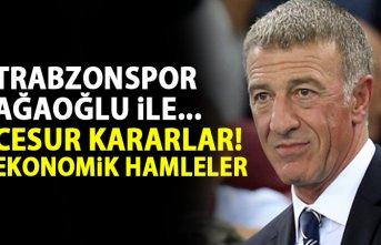 Trabzonspor, Ağaoğlu döneminde yükselişe geçti