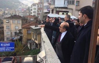 Bakan'dan Trabzon'a müjde! 2019'a...