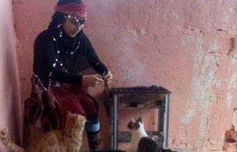 Rizeli Hamdu Sena aç kalan hayvanların kurtarıcısı...