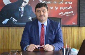 AK Parti Kahramankazan Belediye Başkan Adayı Serhat...