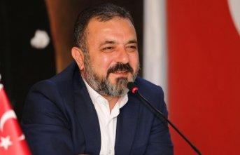AK Parti Sincan Belediye Başkan Adayı Murat Ercan...