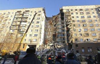 Rusya'daki doğalgaz patlamasında ölü sayısı...