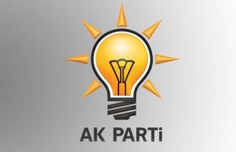 AK Parti İl Başkanı İstifa etti