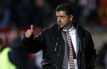 Benfica'da Rui Vitoria dönemi sona erdi!