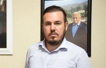 AK Parti Beydağ belediye başkan adayı Ogün Asil...