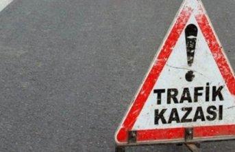 Trafik kazası! Yaralılar var!
