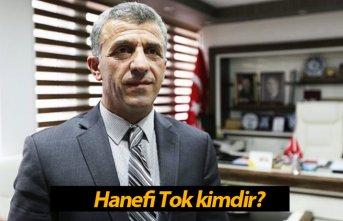AK Parti Çaykara Belediye Başkan Adayı Hanefi Tok...