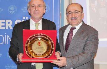 Trabzon'da Gazeteciler günü kutlandı!