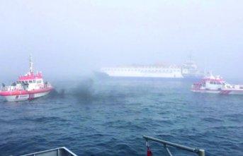 Batan gemide kaybolan 2 kişi aranıyor