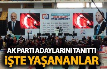 Cumhurbaşkanı Erdoğan Trabzon ilçe belediye başkan...