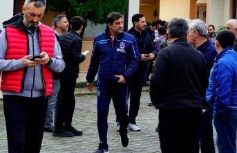 Futbol takımları cuma namazında buluştu