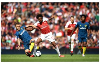 Arsenal, West Ham United'a kaybetti