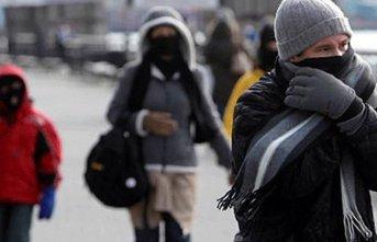 Doğu Anadolu'da soğuk hava etkili oldu