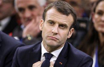Macron'un eski danışmanı tutuklandı