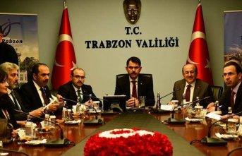 Trabzon Albayrak'ı ve Soylu'yu beklerken o geliyor
