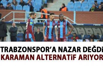 Trabzonspor'a nazar değdi!