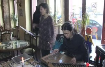 Almanya'da Türk Sanat Müziği okuyan Japonlar!