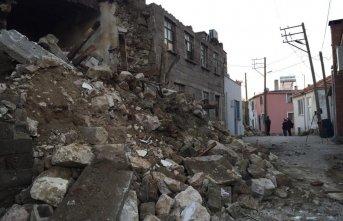 Depremin blançosu gün ağırınca ortaya çıktı