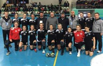 Görele Belediyespor 2 yılda Süper Lig'e çıktı