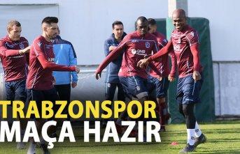 Trabzonspor hazırlıkları tamamladı