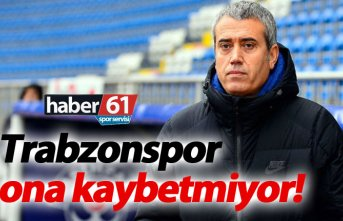Trabzonspor Kemal Özdeş'e kaybetmiyor