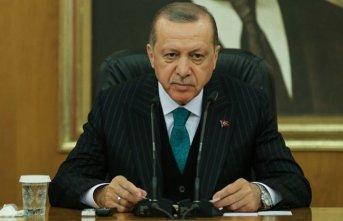 Cumhurbaşkanı Erdoğan'dan, '100. Yıl Kutlamaları' Genelgesi