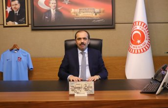 Muhammet Balta'dan Trabzon'un kurtuluşu mesajı
