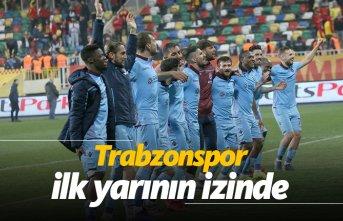 Trabzonspor ilk yarının izinde