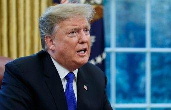 """Trump: """"Suriye'de 'küçük bir' ABD birliği bırakabiliriz"""""""