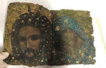 800 yıllık kitap ele geçirildi