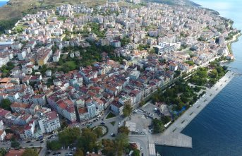 Sinop 1 milyon turisti ağırladı