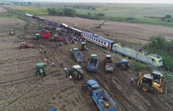 Tren kazasıyla ilgili yeni gelişme - 25 kişi hayatını kaybetmişti