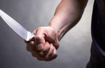 Cezaevinden kaçtı! Bir kişiyi bıçakladı!