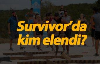 Survivor'da kim elendi? Survivor eleme gecesi 5 Mart