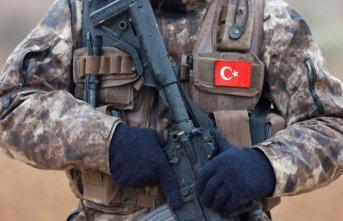 Acı Haber: 1 asker şehit oldu