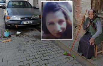 Aracı yakmak isteyen genç kız neye uğradığını şaşırdı! Önce saksı sonra süpürge...