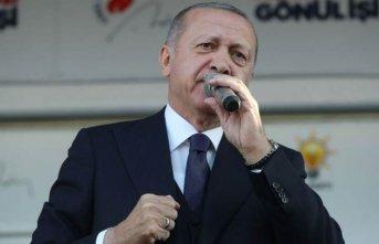 """Cumhurbaşkanı Erdoğan: """"Bunların tek ittifakı..."""