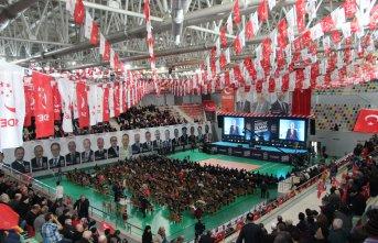 Saadet Parti Genel Başkanı Karamollaoğlu, Trabzon'da...