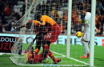 Galatasaray evinde galip!