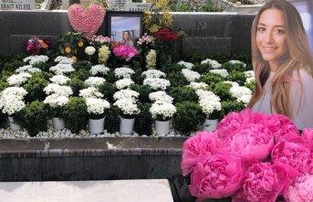 Mina Başaran mezarı başında anıldı