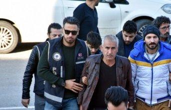 Suriye uyruklu 3 kişi tutuklandı