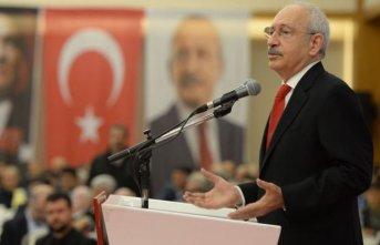 """Kılıçdaroğlu: """"600 yıllık Osmanlı niye..."""