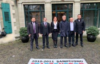 Trabzonspor İsviçre'de