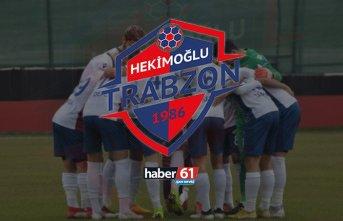 Hekimoğlu Trabzon deplasmanda berabere!