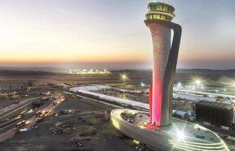 İstanbul Havalimanı 7 Nisan'ı bekliyor!