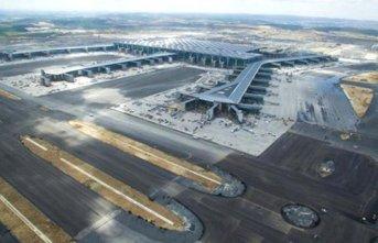 İstanbul Havalimanı için geri sayım başladı