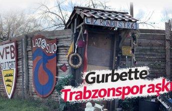 Gurbette Trabzonspor aşkı